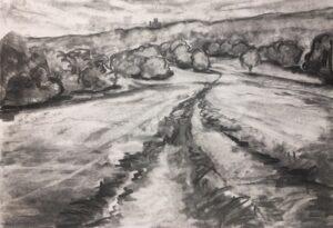 tekenles-lijnen-landschap