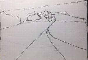 hoe zet ik een tekening op