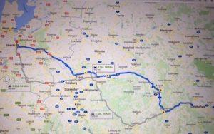 schildervakantie/wandelvakantie Duitsland